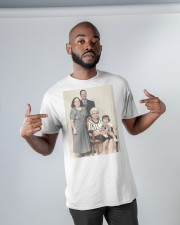 Fathers Day Gift Classic T-Shirt apparel-classic-tshirt-lifestyle-front-32