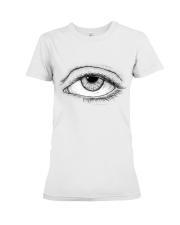 Eye of God Premium Fit Ladies Tee thumbnail