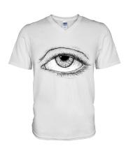 Eye of God V-Neck T-Shirt thumbnail