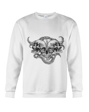 The composition of skulls Crewneck Sweatshirt thumbnail