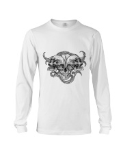 The composition of skulls Long Sleeve Tee thumbnail
