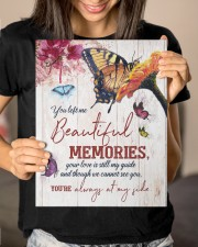 FAM10115CV - You Left Me Beautiful Memories 11x14 Gallery Wrapped Canvas Prints aos-canvas-pgw-11x14-lifestyle-front-23