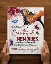 FAM10115CV - You Left Me Beautiful Memories 11x14 Gallery Wrapped Canvas Prints aos-canvas-pgw-11x14-lifestyle-front-54
