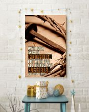 JES10027PT - Jesus Christ All Things Possible 11x17 Poster lifestyle-holiday-poster-3