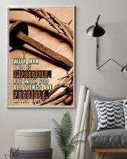 JES10027PT - Jesus Christ All Things Possible 11x17 Poster lifestyle-poster-1