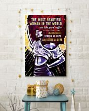 CV10013 - The Most Beautiful Woman 11x17 Poster lifestyle-holiday-poster-3