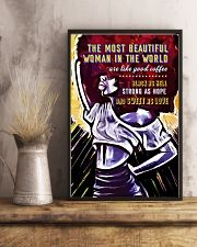 CV10013 - The Most Beautiful Woman 11x17 Poster lifestyle-poster-3
