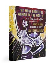 CV10013 - The Most Beautiful Woman Gallery Wrapped Canvas Prints tile