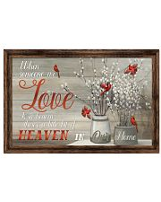 FAM10112CV - Someone We Love Is In Heaven Horizontal Poster tile