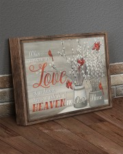 FAM10112CV - Someone We Love Is In Heaven 14x11 Gallery Wrapped Canvas Prints aos-canvas-pgw-14x11-lifestyle-front-10