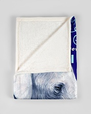 """BL10102 - To My Son Elephant Love Mom Small Fleece Blanket - 30"""" x 40"""" aos-coral-fleece-blanket-30x40-lifestyle-front-17"""