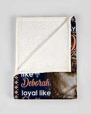 """JES10059BL -  A Prayer For Daughter Small Fleece Blanket - 30"""" x 40"""" aos-coral-fleece-blanket-30x40-lifestyle-front-17"""