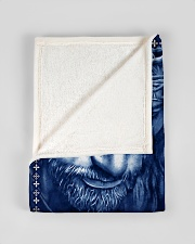 """JES10078BL - A Prayer For My Son Small Fleece Blanket - 30"""" x 40"""" aos-coral-fleece-blanket-30x40-lifestyle-front-17"""