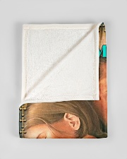 """JES10053BL -  A Prayer For Daughter Small Fleece Blanket - 30"""" x 40"""" aos-coral-fleece-blanket-30x40-lifestyle-front-17"""