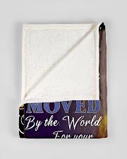 "JES10050BL - Jesus Christ  Small Fleece Blanket - 30"" x 40"" aos-coral-fleece-blanket-30x40-lifestyle-front-17"