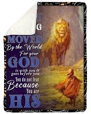 JES10050BL - Jesus Christ  Sherpa Fleece Blanket tile