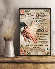 CV10007-2 - To My Wife Once Upon A Time 11x17 Poster lifestyle-poster-3