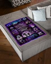 "FBC10025 - Niece Fairy Small Fleece Blanket - 30"" x 40"" aos-coral-fleece-blanket-30x40-lifestyle-front-03"