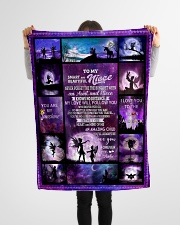 "FBC10025 - Niece Fairy Small Fleece Blanket - 30"" x 40"" aos-coral-fleece-blanket-30x40-lifestyle-front-14"