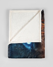"""JES10080BL - A Prayer For My Son Small Fleece Blanket - 30"""" x 40"""" aos-coral-fleece-blanket-30x40-lifestyle-front-17"""