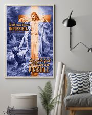 JES10034PT - Jesus Christ All Things Possible 11x17 Poster lifestyle-poster-1