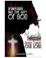 JES10021PT - Jesus Christ The Gift Of God 11x17 Poster front