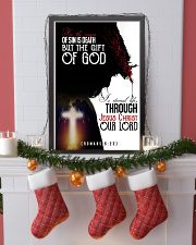 JES10021PT - Jesus Christ The Gift Of God 11x17 Poster lifestyle-holiday-poster-4