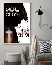 JES10021PT - Jesus Christ The Gift Of God 11x17 Poster lifestyle-poster-1
