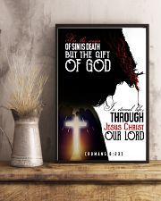 JES10021PT - Jesus Christ The Gift Of God 11x17 Poster lifestyle-poster-3