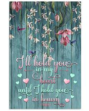FAM10122CV - I'll Hold You In My Heart Vertical Poster tile