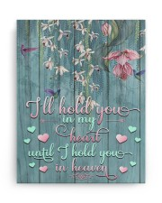 FAM10122CV - I'll Hold You In My Heart 11x14 Gallery Wrapped Canvas Prints aos-canvas-pgw-11x14-ghosted-front-02
