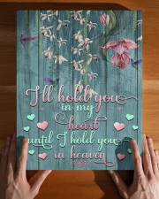 FAM10122CV - I'll Hold You In My Heart 11x14 Gallery Wrapped Canvas Prints aos-canvas-pgw-11x14-lifestyle-front-32