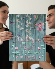 FAM10122CV - I'll Hold You In My Heart 11x14 Gallery Wrapped Canvas Prints aos-canvas-pgw-11x14-lifestyle-front-37