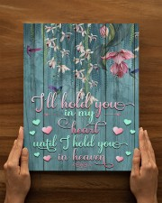 FAM10122CV - I'll Hold You In My Heart 11x14 Gallery Wrapped Canvas Prints aos-canvas-pgw-11x14-lifestyle-front-54