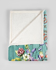 """FAM10126BL - I Have You In My Heart Small Fleece Blanket - 30"""" x 40"""" aos-coral-fleece-blanket-30x40-lifestyle-front-17"""