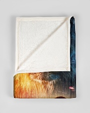 """Jes10088 - God Is Never Blind To Your Tears Small Fleece Blanket - 30"""" x 40"""" aos-coral-fleece-blanket-30x40-lifestyle-front-17"""
