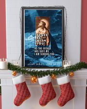 JES10015PT - Jesus Christ Peace Be With You 11x17 Poster lifestyle-holiday-poster-4