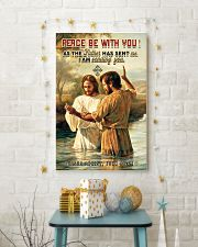 JES10031PT - Jesus Christ Peace Be With You 11x17 Poster lifestyle-holiday-poster-3