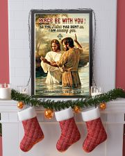 JES10031PT - Jesus Christ Peace Be With You 11x17 Poster lifestyle-holiday-poster-4