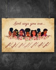 CV10017 - God Says You Are 17x11 Poster aos-poster-landscape-17x11-lifestyle-12