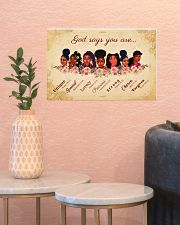CV10017 - God Says You Are 17x11 Poster poster-landscape-17x11-lifestyle-21