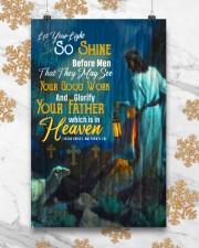JES10020PT - Jesus Christ Let Your Light So Shine 11x17 Poster aos-poster-portrait-11x17-lifestyle-25