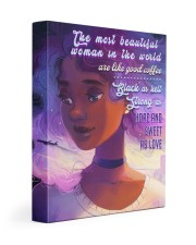 CV10015 - The Most Beautiful Woman Gallery Wrapped Canvas Prints tile