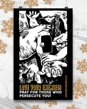 JES10009PT - Jesus Christ Love Your Enemies 11x17 Poster aos-poster-portrait-11x17-lifestyle-25