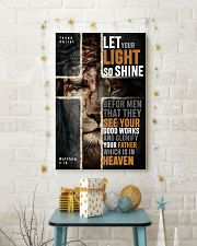 JES10017PT - Jesus Christ Let Your Light So Shine 11x17 Poster lifestyle-holiday-poster-3