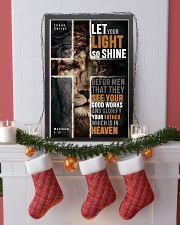 JES10017PT - Jesus Christ Let Your Light So Shine 11x17 Poster lifestyle-holiday-poster-4