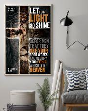 JES10017PT - Jesus Christ Let Your Light So Shine 11x17 Poster lifestyle-poster-1