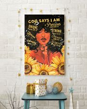 CV10019 - God Says I Am 11x17 Poster lifestyle-holiday-poster-3