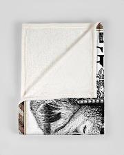 "FBC10021 - Lion Daughter Small Fleece Blanket - 30"" x 40"" aos-coral-fleece-blanket-30x40-lifestyle-front-17"