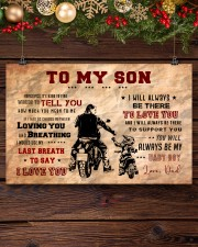 CV10004 - To My Son Motor 17x11 Poster aos-poster-landscape-17x11-lifestyle-27